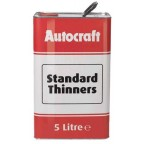 Image for AUTOCRAFT STANDARD THINNERS 5LTR
